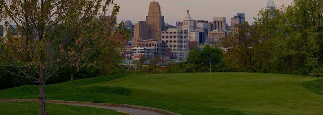 Home Devou Park Golf Course
